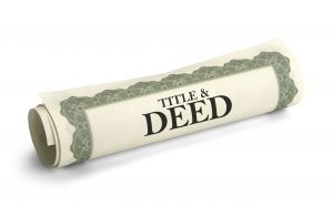Selling Your Deed of Trust
